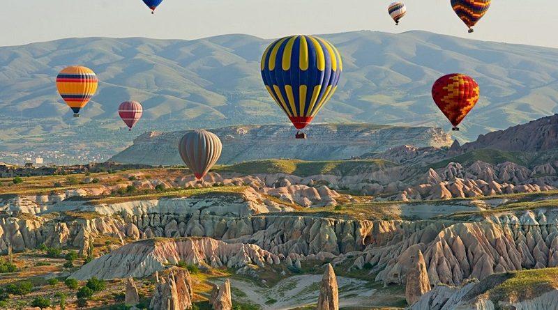 Каппадокия: секреты классного полета на шаре
